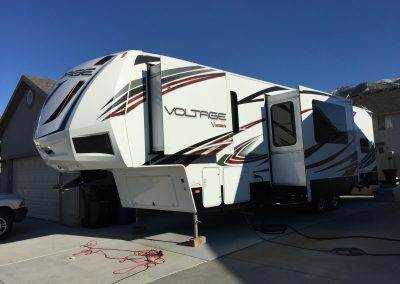 RV Detailing Salt Lake City Utah