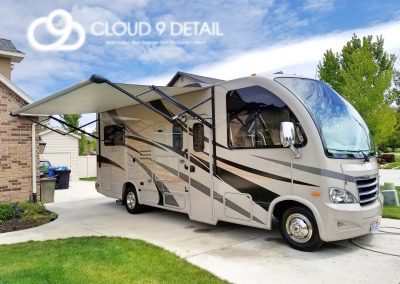 RV Detailing - Wash and Wax - Cloud 9 Detail