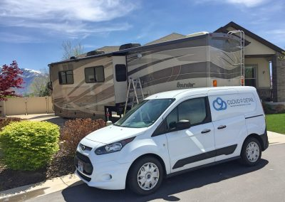 RV Detailing - Wash and Wax Draper Utah