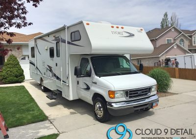RV Detailing - Wash and Wax - Provo Utah