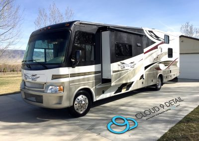 RV Detailing - Wash and Wax Spanish Fork Utah