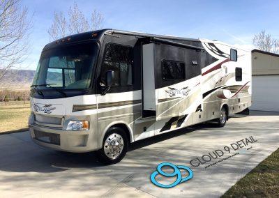 RV Detailing - Wash and Wax Spanish Fork Utah