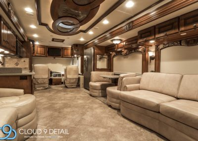 RV Interior Detailing Salt Lake City Utah